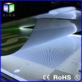 Frames de retrato Ultra-Thin do diodo emissor de luz para anunciar o indicador