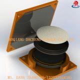 Type fixe roulements de pot pour le pont vendu au Pakistan (fabriqué en Chine)