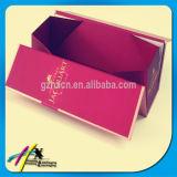 OEM 고품질 단단한 접히는 마분지 포도주 상자 /Wine 선물 포장 상자