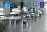 El tanque de mezcla del producto de limpieza de discos del suelo de Jinzong que hace la máquina
