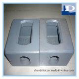 Carcaças padrão do canto do recipiente de carga seco