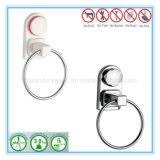 Gancio dell'anello di tovagliolo per gli accessori della stanza da bagno con la tazza di aspirazione