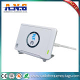 Leitor do USB do leitor 13.56MHz de NFC RFID para o cartão de MIFARE CI