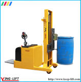 Steel & Plastic Full Electric Drum Stacker com Eagle-Grip Yl420b