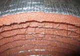 Isolamento della gomma piuma del di alluminio dell'isolamento termico della scheda della gomma piuma di XPE
