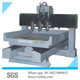 Máquina de gravura do router do CNC da Mnlti-Função para o alumínio de cobre acrílico