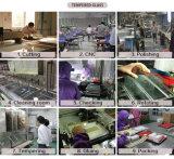 Protezione Anti-Shock dello schermo 9h per la nota 4 di Samsung