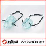 Máscara de oxígeno estándar portable disponible médica