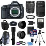 Mp 22.3 Digital SLR Camera With3 Eflens, W2.4GHz di EOS 5D Mark III