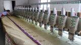 Máquina de venda quente do bordado para o pano com preço barato