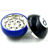 Das 3 Schicht-Lächeln-kugelförmiges Plastikmetallunterschieden sich reibende Tausendstel-Rauch-Rauch-Muster