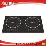 Ce/CB одобрило 2 Hotplates Elecetric построенное в Cooktop