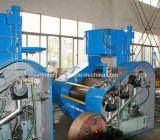 インク、スライバのりのための水冷却を用いる油圧三重のローラミルは、導く