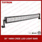 "29.5 "" 140W Highquality Single Row CREE LED Light Bar voor 4X4 met Ce, RoHS, IP67 Certificated (TLB5140X)"