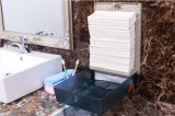 De eersteklas Houder van het Document van de Rechthoek Grote Plastic (kW-518)