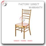 Chaise de location de Chiavari de modèle argenté de peinture (AT-06)