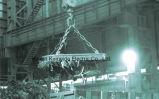 던져진 주괴, 강철 공 및 돼지 철을 들기를 위한 시리즈 MW5 드는 자석