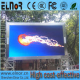 Wasserdichter im Freien farbenreicher Bildschirm LED-P3.91