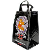 Promoção que anuncia os sacos de Tote de compra não tecidos (LJ-204)