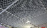 Fábrica Supply Aluminum Expanded Metal Mesh Highquality para Decoration