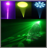 Luz principal movente do ponto do feixe do diodo emissor de luz para a iluminação do estágio