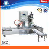 Anti Liquid automático Filling Machine com Capping