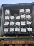 Perfiles de aluminio / aluminio en color oro para Ventanas / Puertas