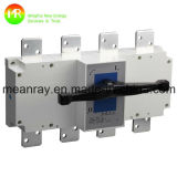 アイソレータースイッチ3段階の接続解除スイッチ