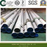 ASTM 304, 316, 316L, tubo sin soldadura de acero de 321 Stainelss