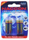 Lr03 1.5V ultra alkalische Batterie