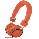 Receptor de cabeza estéreo plegable del auricular del regalo promocional de la manera