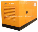 60Hz 200kVA/160kw Yuchai Engine Soundproof Electric Generator
