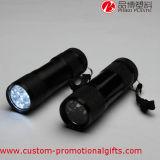 Berufskleine super helle LED Handtaschenlampe des Metall