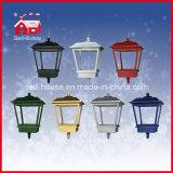2015의 새로운 눈이 내리는 장식적인 펀던트 크리스마스 LED 빛