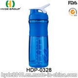 يحرّر [800مل] [ببا] بلاستيكيّة رجّاجة زجاجة مع كرة صامد للصدإ, بلاستيكيّة بروتين رجّاجة زجاجة ([هدب-0328])