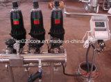 Disco de filtro automático de agua de acero inoxidable para Riego