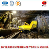 Cilindro hidráulico del equipo aburrido del túnel