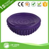 Стручка баланса спайка пригодности шарик массажа PVC мягкого половинный