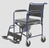 Home Care (YJ-7100C)のための整理ダンスChair Foldable Disabilities Wheelchair Medical Product