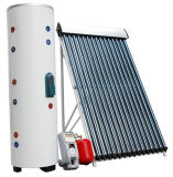 Capteur solaire fendu de Heatpipe de pression