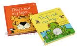Livre d'images anglais personnalisé par vente chaude d'impression de livre de 2016 enfants