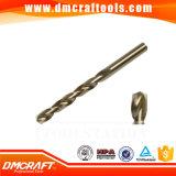Pedacito de taladro de torcedura del cobalto de DIN338 HSS