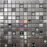 Kristall eingelegtes Edelstahl-Mosaik (CFM1011)