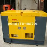 Alimentado por Perkins 1103A-33G 30kVA Silent Diesel Generator