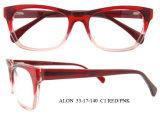 La última venta al por mayor hecha a mano de Eyewear de los marcos ópticos de los vidrios del ojo del acetato