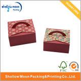 Cake sensible Box Takeaway Cake Packaging Box avec Handle (AZ-121711)