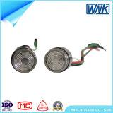transmisor de presión piezorresistivo del vapor del gas de aceite de Mems de la membrana 316L, salida 0-100V