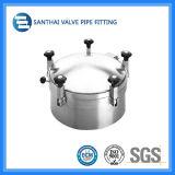 衛生Stainless Steel Ss304物質的なManhole Cover