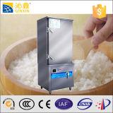Cuiseur de riz électrique commercial d'acier inoxydable pour l'usine