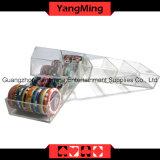 Caixa acrílica transparente das microplaquetas (YM-CT11)